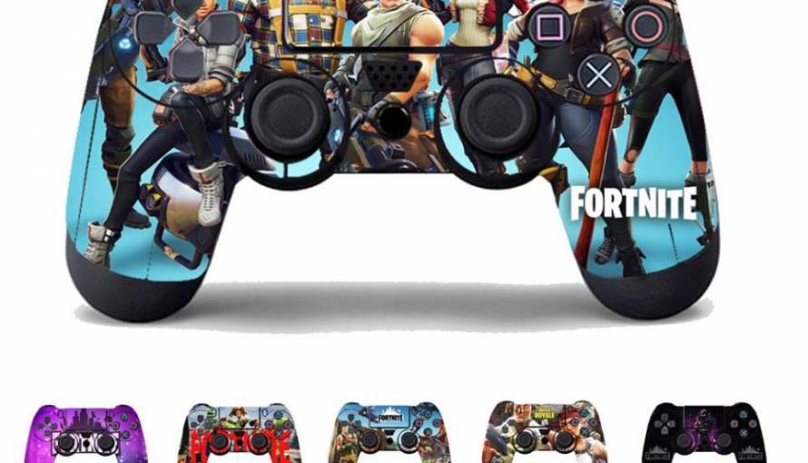 Fortnite Cover For PS4 Controller - AboveCMS